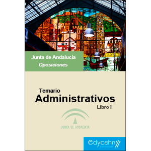 Temario 1 Administrativos de la Junta de Andalucía